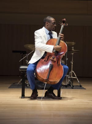 Zach Brown and Friends will perform Saturday as part of the New Directions Cello Festival at Ithaca College.