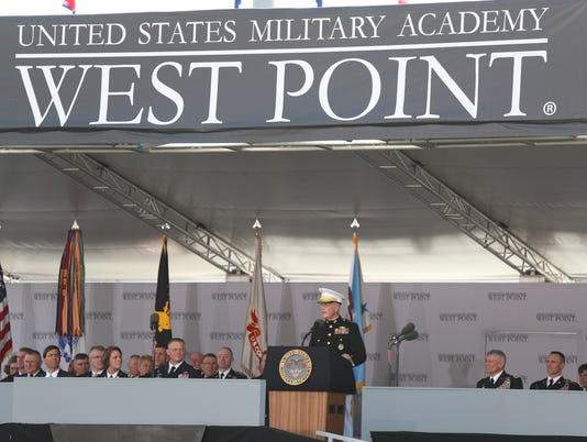 West Point Graduation