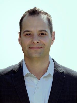 Lane Harris, owner-broker of Harris Real Estate Group in El Paso.