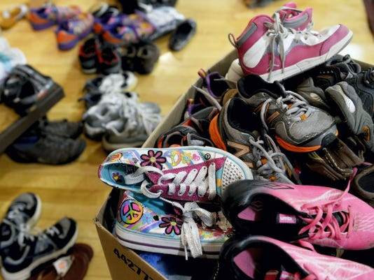 'When children are older it may be possible to get them shoes in just a few minutes, but when they are 3½ and 1, it becomes more of a process. Sure, there are children's shoe stores in the big city in which they live, but Nana and I believe you get a more personal and professional service at York's oldest shoe store.' — Gordon Freireich.