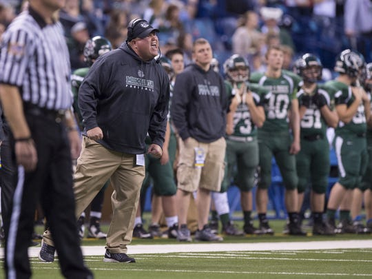 Can Monrovia coach Kevin Hutchens guide the Bulldogs past unbeaten Danville?