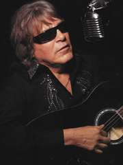 Jose Feliciano started fooling around with music at age 3 in Puerto Rico.