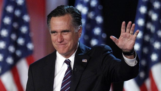 Mitt Romney's decision not to mount a third presidential bid comes amid evidence from a new Des Moines Register/Bloomberg Iowa Poll that Iowa Republicans were growing more disenchanted about his 2016 prospects.