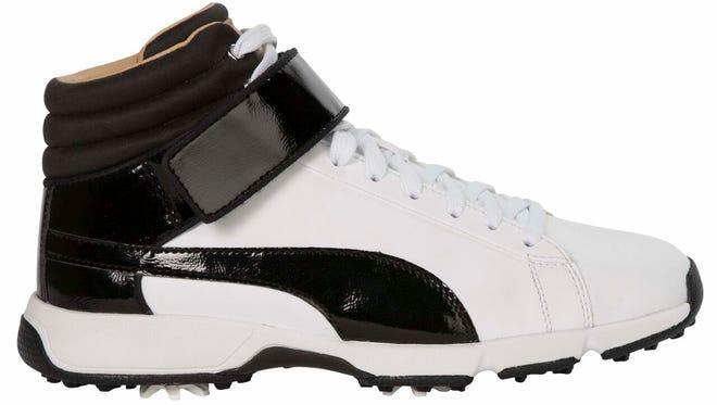 PUMA Golf's new Hi-Top golf shoes for junior golfers.