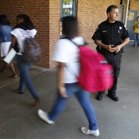 A-Team: Do all Anderson District 5 schools have resource officers?