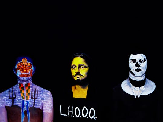 Experimental pop band Animal Collective gets the week off to an ethereal start on Monday night at The Moon.