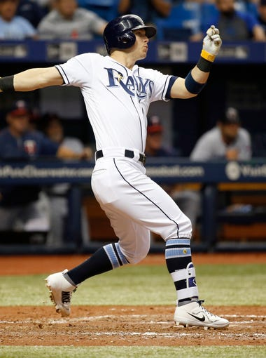Feb. 22: The Rays traded LF Corey Dickerson to Pirates for RHP Daniel Hudson and a minor leaguer.