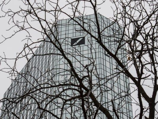 Deutsche Bank penalties
