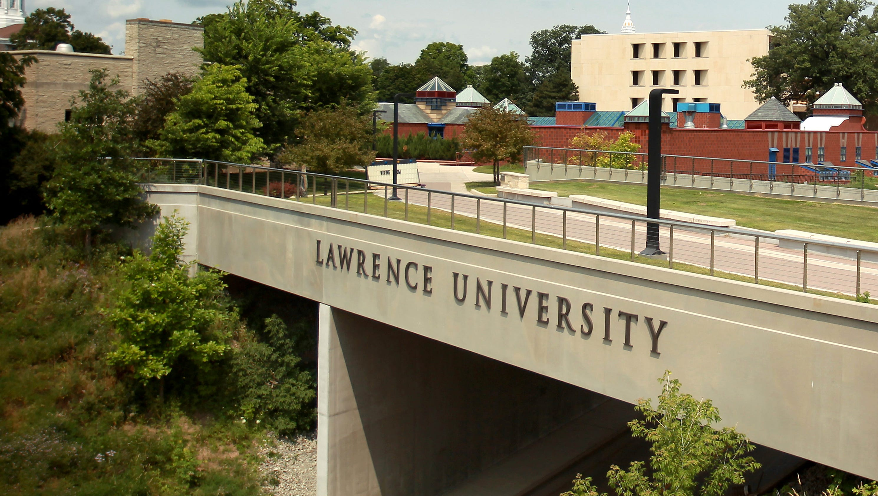 Lawrence focusing on race issues over break