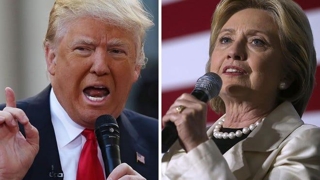 Donald Trump or Hillary Clinton for president?
