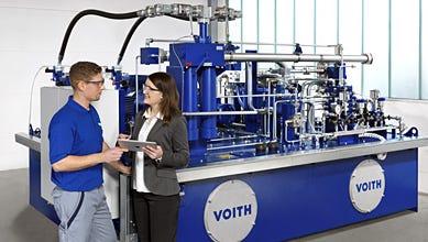 Voith Hydraulic