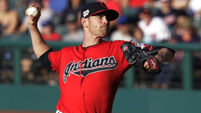Shane Bieber will start Friday night when the Indians open the season against the Kansas City Royals in Cleveland.