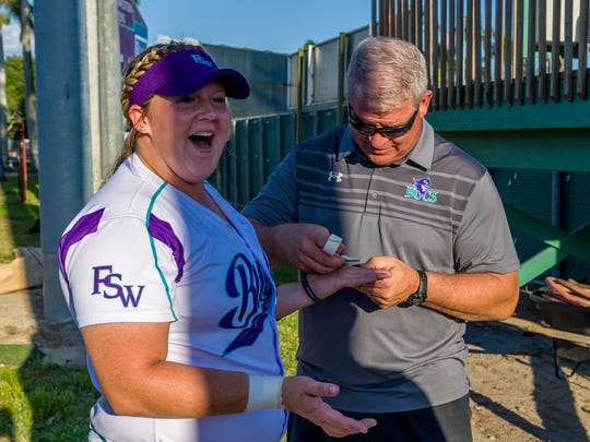 FSW trainer George Sanders has been serving as FSW's interim athletic director since Carl McAloose was controversially demoted in August.