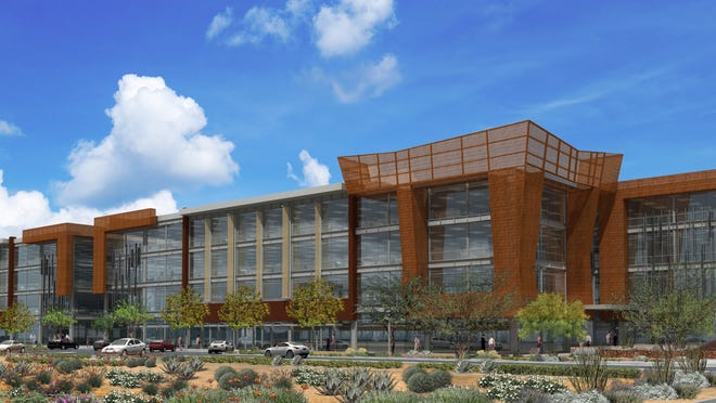 Groundbreaking could occur later this year on SkySong 4, a 145,000 square-foot office building, and a separate retail space facing Scottsdale Road. Both projects could open in 2016.