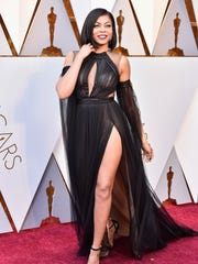 Taraji P. Henson attends the 90th Annual Academy Awards