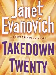 EVANOVICH TAKEDOWN BOOKS  2927