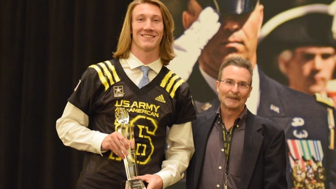 Trevor Lawrence (Photo: AAG)