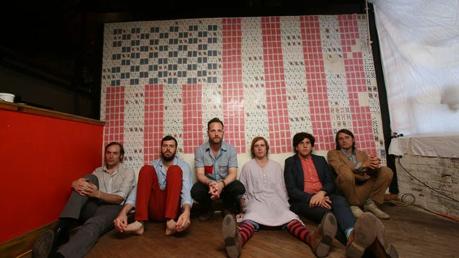 Dr. Dog brings its show to Higher Ground on Tuesday.