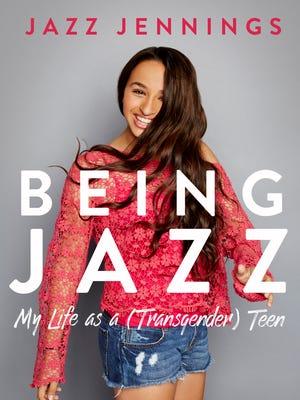 Jazz Jennings' memoir hits shelves June 7, one day before the Season 2 premiere of her reality docu-series, 'I Am Jazz.'