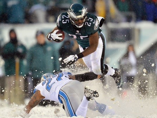 Dec 8, 2013; Philadelphia, PA, USA; Philadelphia Eagles