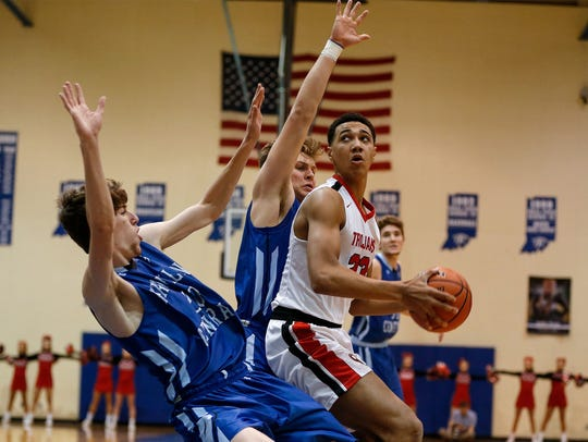 Center Grove's Trayce Jackson-Davis has been a priority