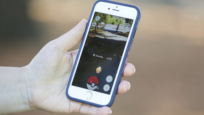 """Just Walk Salem Keizer and the Salem Public Library are teaming up to provide a remedial crash course for those new to the world of """"Pokemon Go"""" 6:30 p.m. Thursday, Aug. 18."""
