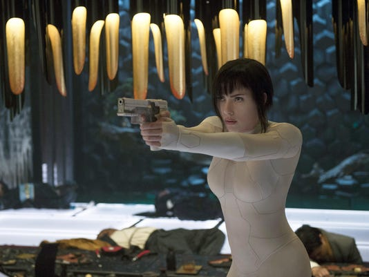 Film Review Ghost in the Shell