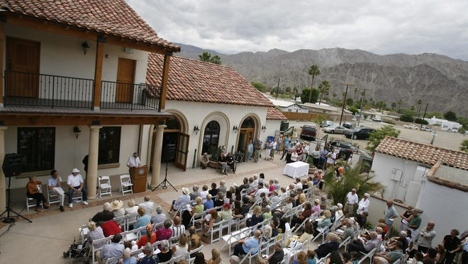The La Quinta Museum has exhibits, education programs and the La Quinta Historical Society Archives. A letter writer argues a sales tax increase will help the city maintain all its amenities.