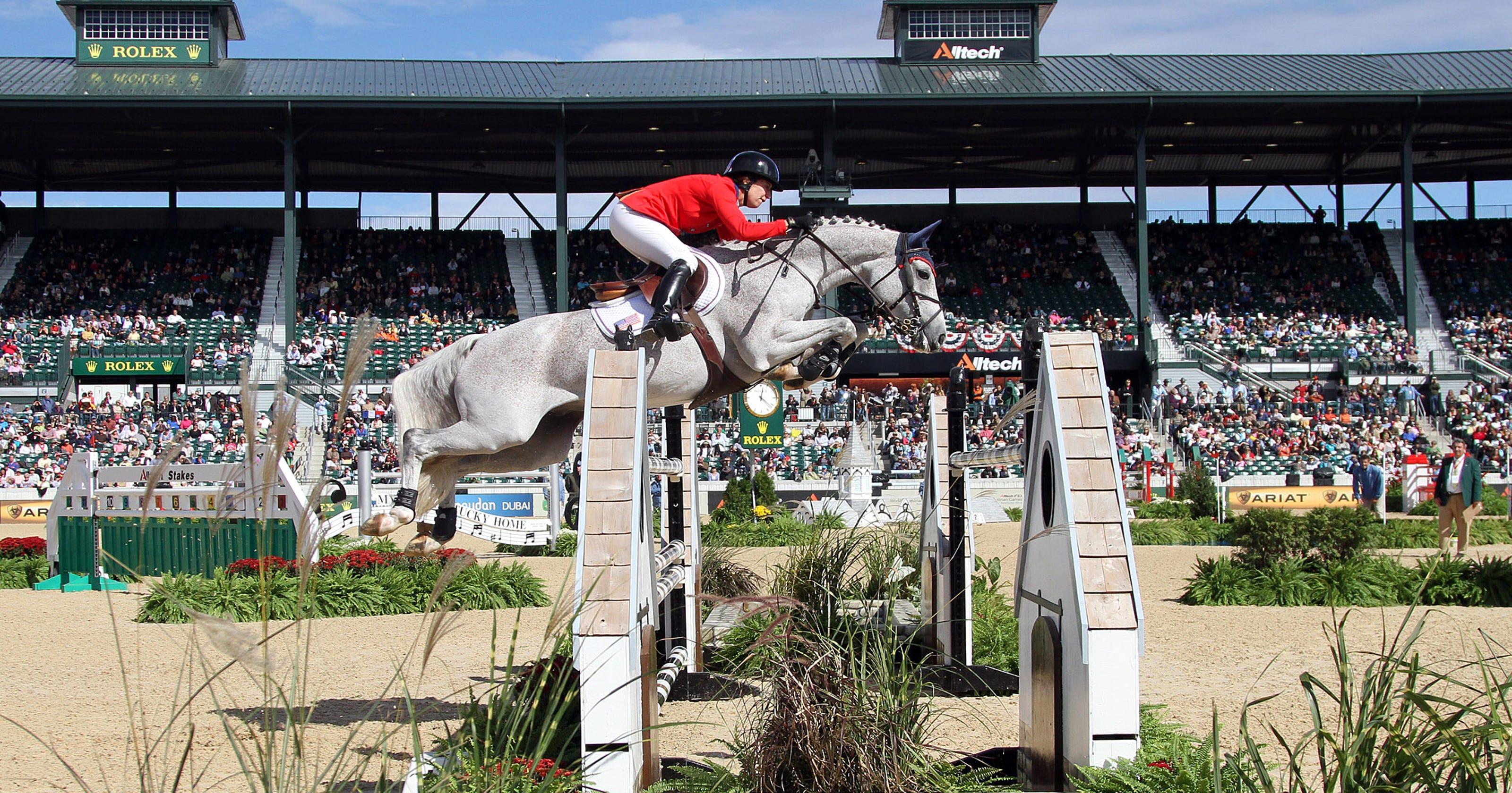 Kentucky Horse Park Won T Seek 2022 Equestrian Games