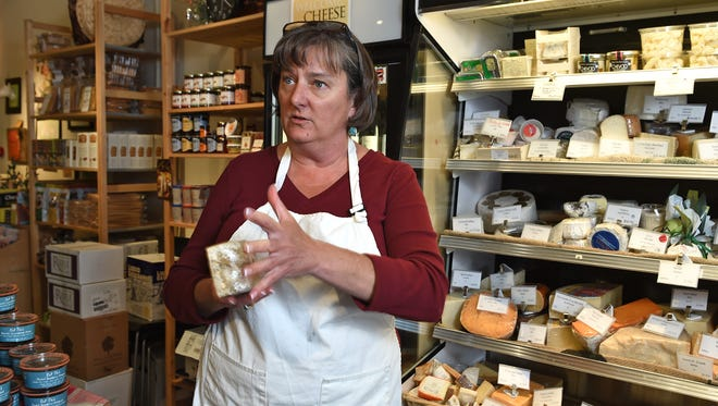 After Wedge Cheese Shop closes on April 30, 2017, founder-owner Laura Conrow is taking a year's sabbatical.