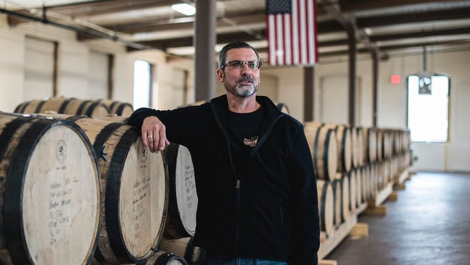 David Stein, president and founder of Hidden Still Spirits, believes the trail can help build a culture around the craft distilling industry.