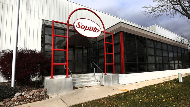 Saputo Inc. is closing its cheese factory at 45 E. Scott St. in Fond du Lac in May, 2018. Friday November 10, 2017. Doug Raflik/USA TODAY NETWORK-Wisconsin
