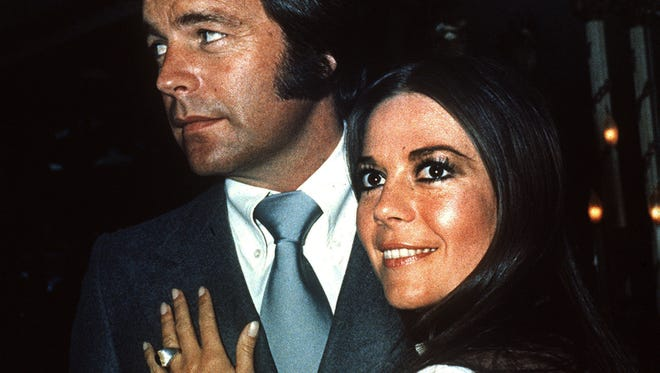 In this 1980 file photo, actor Robert Wagner appears with actress Natalie Wood.