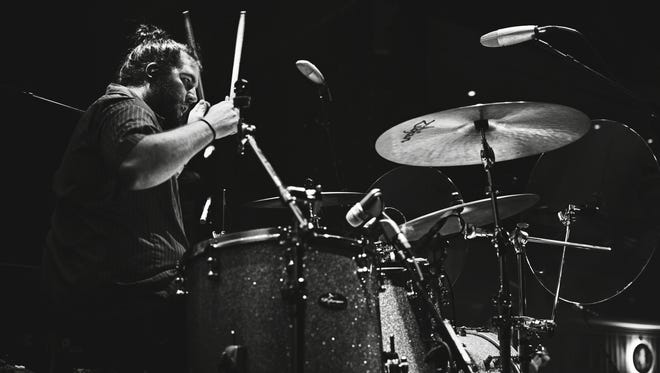 Quinn Hill, 24, is scheduled to play drums for Ashley McBryde. The concert is set for Nov. 9.