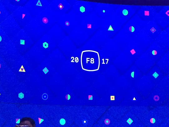 Facebook held its annual conference for software developers