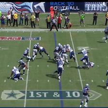Dallas Cowboys vs. Tennessee Titans