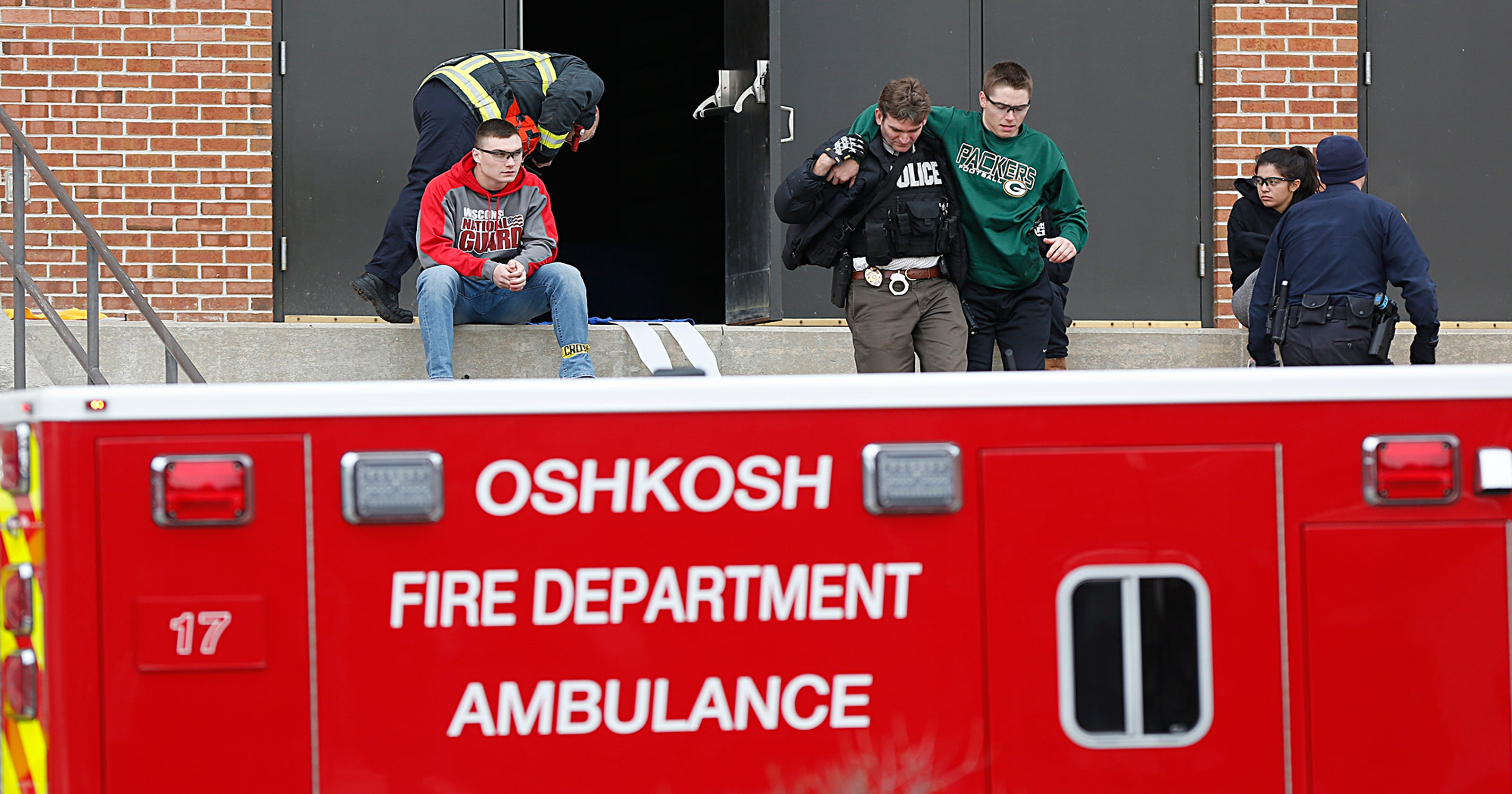 Oshkosh Fire Department to buy bulletproof vests for paramedics