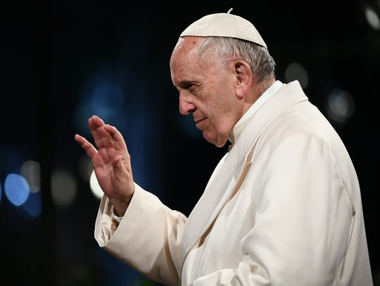 Pope Francis ordered priests and nuns to help uncover sexual abuse.