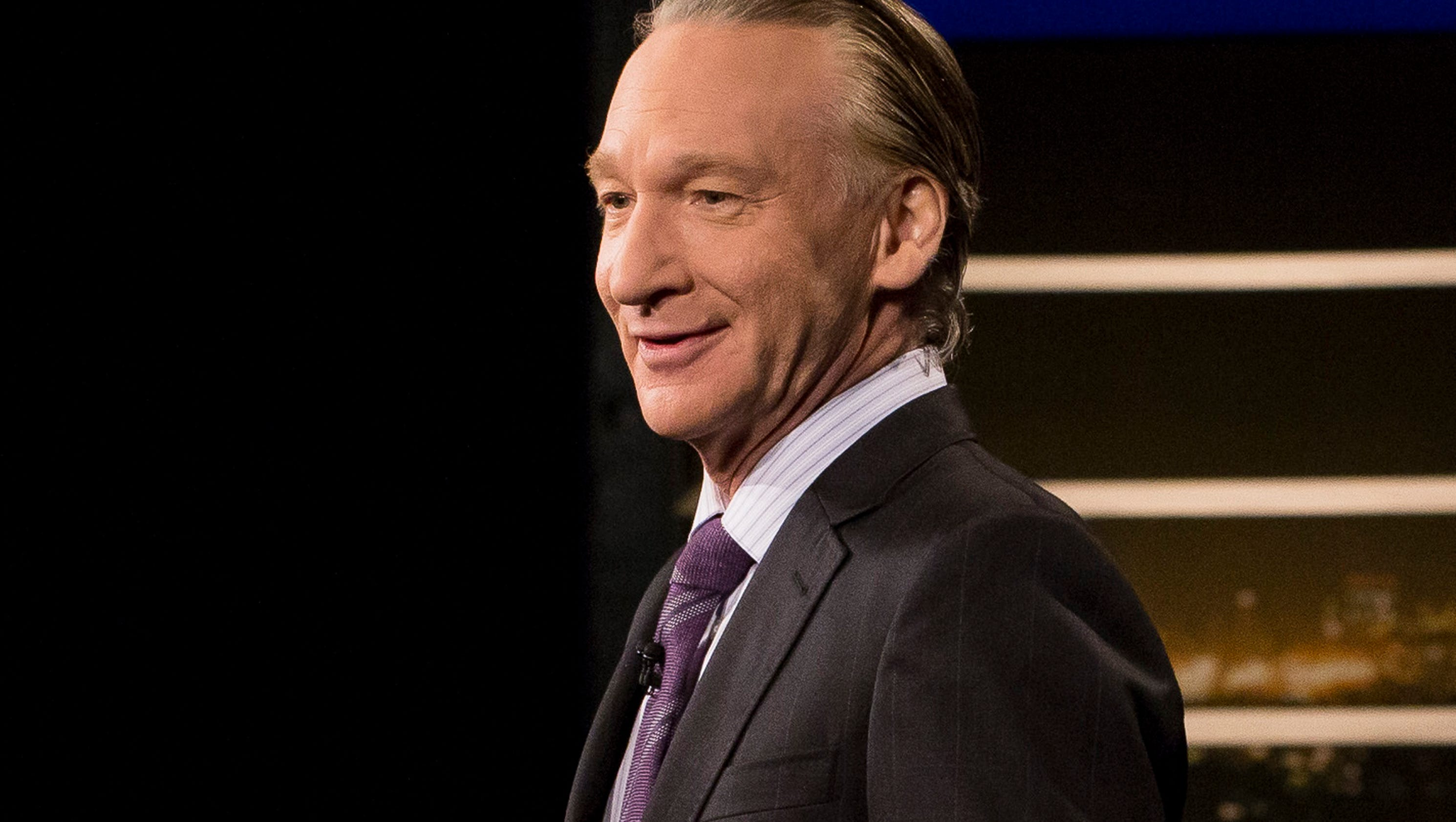 Bill Maher Apologizes On-air For Using Racial Slur During 'Real Time' Interview