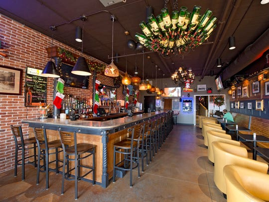 Take a look inside the Blind Pig