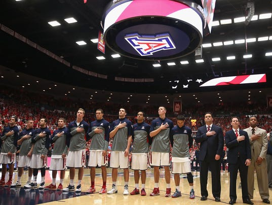 Arizona Wildcats 2015-16 men's basketball schedule