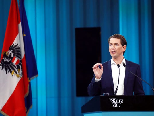 Austria shifts to the right, empowering nationalists