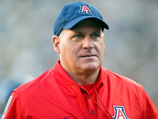 Ex-Wildcats coach Rich Rodriguez accused by ex-employee of ...