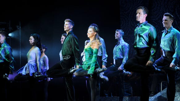 """Riverdance – The 20th Anniversary World Tour,"" performed"