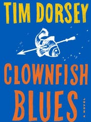 "Florida novelist Tim Dorsey will discuss his latest book in the ""Serge Storm"" series, ""Clownfish Blues,"" at 3 p.m. Monday, Feb. 6, at the Jupiter Branch Library, at 705 Military Trail in Jupiter. Pre-registration is required. Call 561-744-2301."
