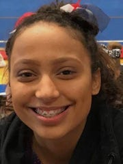 Port Huron Northern junior Brianne Smith. All American