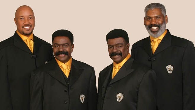 """On June 12, 2005, The San Francisco Chapter of the Grammy Awards presented the Whispers with the prestigious Governors Award, the highest honor bestowed by an Academy Chapter. They continue to perform to sell-out crowds all over the world, and their popularity continues to grow among youth whose parents """"raised"""" them on the Whispers' music. They come March 26 to the Saroyan Theatre in Fresno."""
