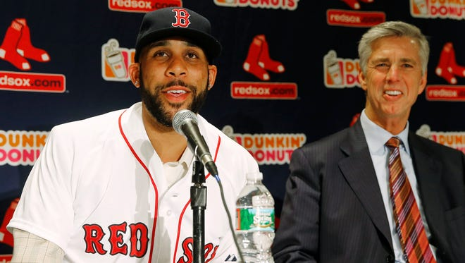 David Price's acquisition helps the Red Sox become contenders in the AL East once again.