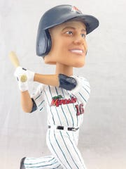 The Fort Myers Miracle will distribute five bobbleheads