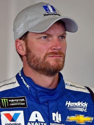 Dale Earnhardt Jr. missed 18 races in 2016 as a result of a concussion.